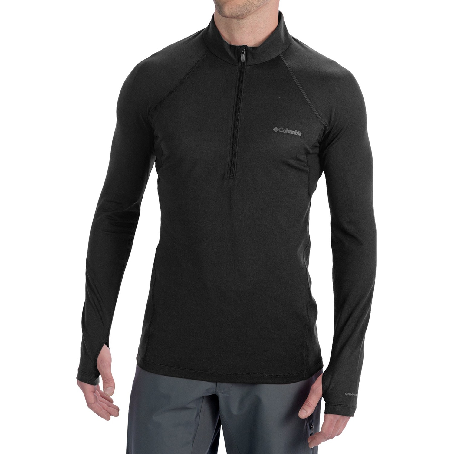 Термофутболка мужская Columbia Expeditor Extreme Omni-Heat Fleece