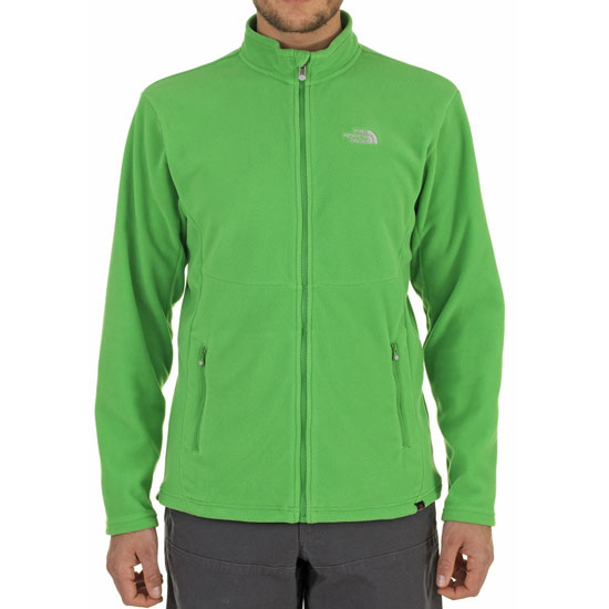 Мужской флис The North Face Glacier Fullzip