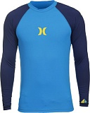 Лайкра мужская Hurley One & Only Rashguard L/S