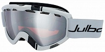 Маска лыжная Julbo Bang White/Black Cylindrical Orange Screen Flash Silver